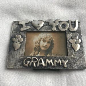 """Millennium I """"HEART"""" YOU GRAMMY 3x2 Picture Frame"""